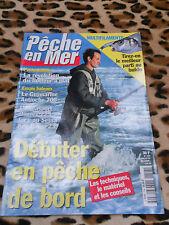 LA PÊCHE EN MER  - n° 144, juillet 1997