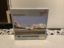 Wie Herpa Wings 1:400 Ecuadoriana Jet Cargo Boeing 707-300 F HC-BGP