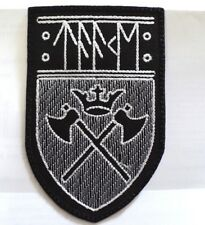 TAAKE    EMBROIDERED PATCH