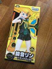Vocaloid Premium Figure Project Diva Transmitter Rin Kagamine Brand New