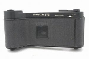 Mamiya 6x9 Roll Film Holder Back *RS1122