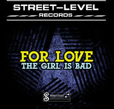 For Love - Girl Is Bad [New CD] Manufactured On Demand