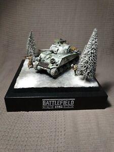 Battlefield 1942 diorama in 1:35 scale