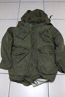 Vietnam Era Extreme Cold Weather Parka Jacket 1974