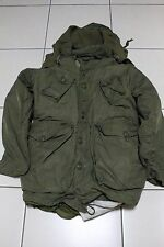 Vietnam Era Extreme Cold Weather Parka Jacket 1974