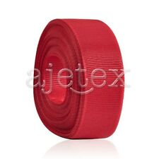 10 Meters Grosgrain Ribbon 6/10/15/20/25/38mm Craft Bow Wedding DIY 40 Colors IF