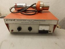 Branson Sonic Power Sonifier Cell Disruptor Model W 185 With Cl50475a Converter