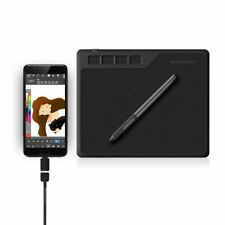 Digital Graphic Tablet Pen 8192 Battery Free Drawing For Android Windows Mac