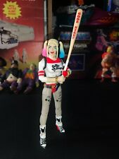 "2016 Mattel DC Multiverse Suicide Squad - Harley Quinn 6"" Figure - Movie Version"