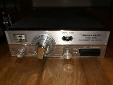 New ListingRealistic Trc 24c Cb Radio With Extra Realistic Pre Amplified Mirophone 21-1171