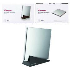USED Pioneer BDR-XU03 Portable Slim Blu-Ray DVD CD External Burner Writer