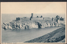 Isle of Man Postcard - Peel - St Patrick's Island   RS3356
