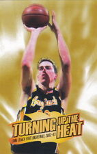 2002-03 CALIFORNIA STATE UNIVERSITY LONG BEACH 49ERS BASKETBALL POCKET SCHEDULE