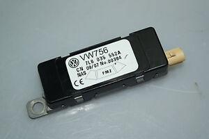 VW Touareg 7L Antennenverstärker Antenne Verstärker 7L6035552A Original 1771