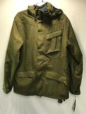 Volcom Men's Mails Snowboard Winter Jacket Olive Green Size Adult XL NEW