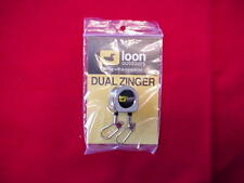 Loon Double ZINGER GREAT NEW Fishing Fly Fishing