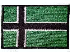 Vinland Flag Iron On Patch asatru viking odin norse rune mythology thor odinism