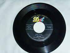 """UNPLAYED*JIM LOWE*FROM A JACK TO A KING* / SLOW TRAIN*1957*7"""" 45 RPM*POP*MINT"""