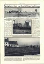 1914 Fighting Waterways Nieuport Anf Dixmude