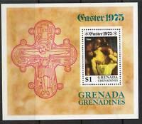Gren.Grenada 1975 Easter MS SG 67 MNH