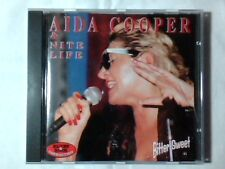 AIDA COOPER & NITE LITE Bitter sweet cd JANIS JOPLIN WILLIE DIXON CHRIS REA NEW