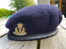 British Army beret. Royal Army Medical Corps - RAMC - officers beret.