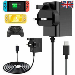 Type C Power Supply Controller Charger Adapter USB For Nintendo Switch/ Lite Pro