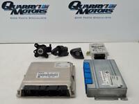 BMW ECU Lockset Fits 3 Series E46 M57 2001 Automatic 7789376 0281010314