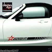 Decal Vinyl Fits MAZDA Miata MX5 Parts 2005 2006 2007 2008 2009 2010 to 2017
