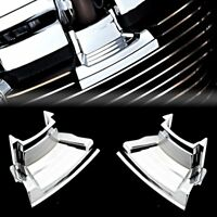 Chrome Spark Plug Covers For Harley Touring Street Glide Road King 17-18
