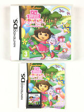 Dora the Explorer Happy Birthday DS/Game on Nintendo DS, 3DS, 2DS, New
