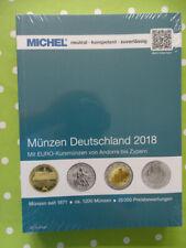 Michel Münzen Deutschland 2018, Neupreis 29,80 €