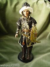 Mongolenkrieger 12.Jahrhundert, Mittelalter , Modellpuppe , Barbiepuppe