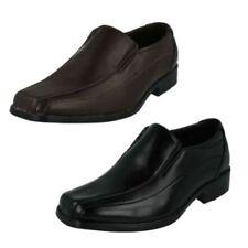 Calzado de niño negro color principal negro de piel sintética