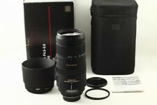 SIGMA APO 120-400mm F/4.5-5.6 DG OS HSM Lens for Nikon**EXCELLENT**JAPAN/8511