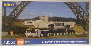 Kibri 13533 H0 GOTTWALD Teleskoptransport