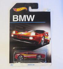 Hot Wheels 1:64 2016 BMW Series - BMW M1. Brand new