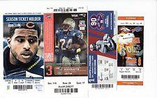 2014 LOT OF 100 DIFFERENT NFL SEASON TICKET STUBS MINT PATRIOTS SEAHAWKS MANNING
