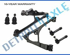 New 6pc Complete Front Suspension Kit for 2001-06 Chevy Tahoe RWD 4WD 4x4