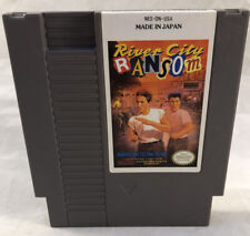 NES River City Ransom (Nintendo NES, 1989) Cartridge Only Tested Works Great