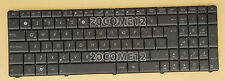 for ASUS N73JQ N73SM N73SV A52B A52BY A52D A52DE A52DE Keyboard Latin Spanish