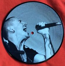 "LINKIN PARK - Bleed It Out - Original UK 7"" Picture Disc in Stickered PVC Slv"