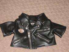 Harley Davidson Kids  Leather Jacket(Faux Leather)