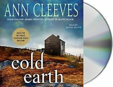 Cold Earth: A Shetland Mystery (CD)
