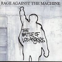 Rage Against The Machine - The Battle De Los Ang Neuf CD