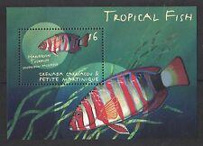 Grenada Carriacou Fish Sg Ms 2971a Muh
