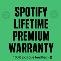 Spotify Upgrade Existing & New Personal Account  Lifetime Warranty Fast Delivery