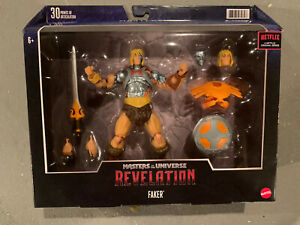 Masters of the Universe Revelations Faker Deluxe Masterverse MOTU He-man