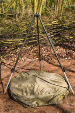 Deluxe Fishing Unhooking Mat / Weigh Sling, 2 in 1, Carp Care, Specimen FREE P&P