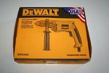 Dewalt 1/2�Drill Dw235G new in box